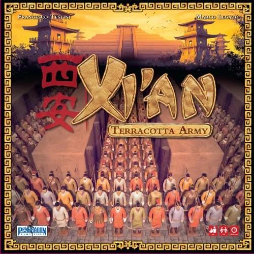 Xi An box