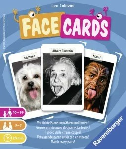 face cards box