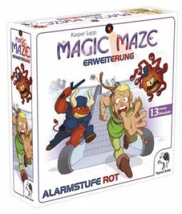 magic maze rot box