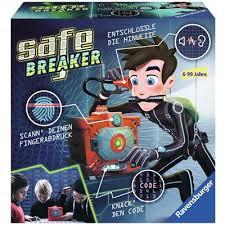 safe breaker box