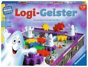 logi geister box