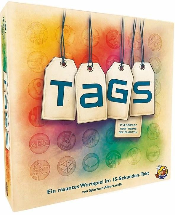 tags box