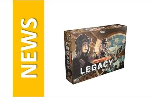 NEWS: Pandemic Legacy – Season Zero / 0