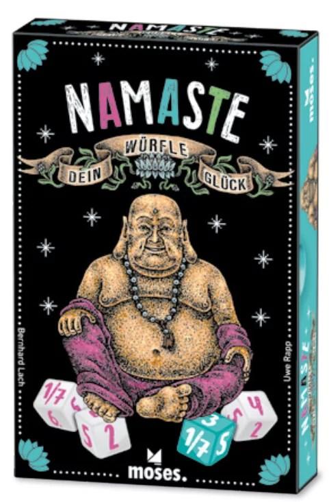 REVIEW | Rezension Brettspiel Namaste
