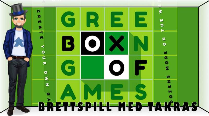 Green Box of Games