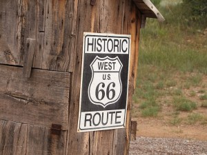 22AUG Route 66 New Mexico