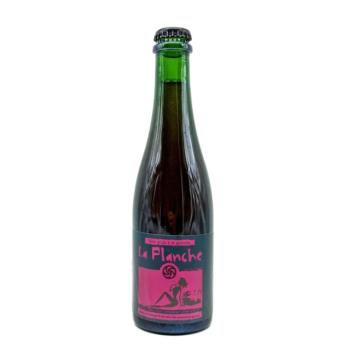 Bière acide à la quetsche - La Franche