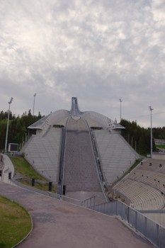 Holmenkollbakken