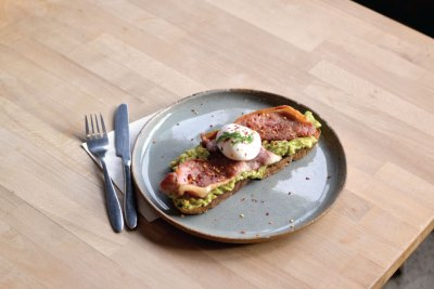 Brew and Tucker | Coffee Shop Frodsham | Bacon and Avocado