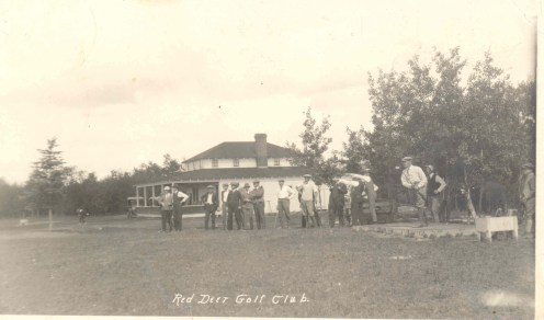 Red-Deer-Golf-and-Country-Club-1927-Clubhouse