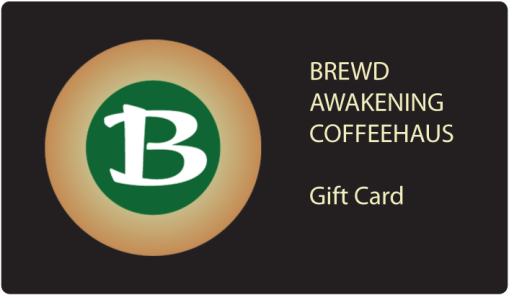 image Brewd Gift Card