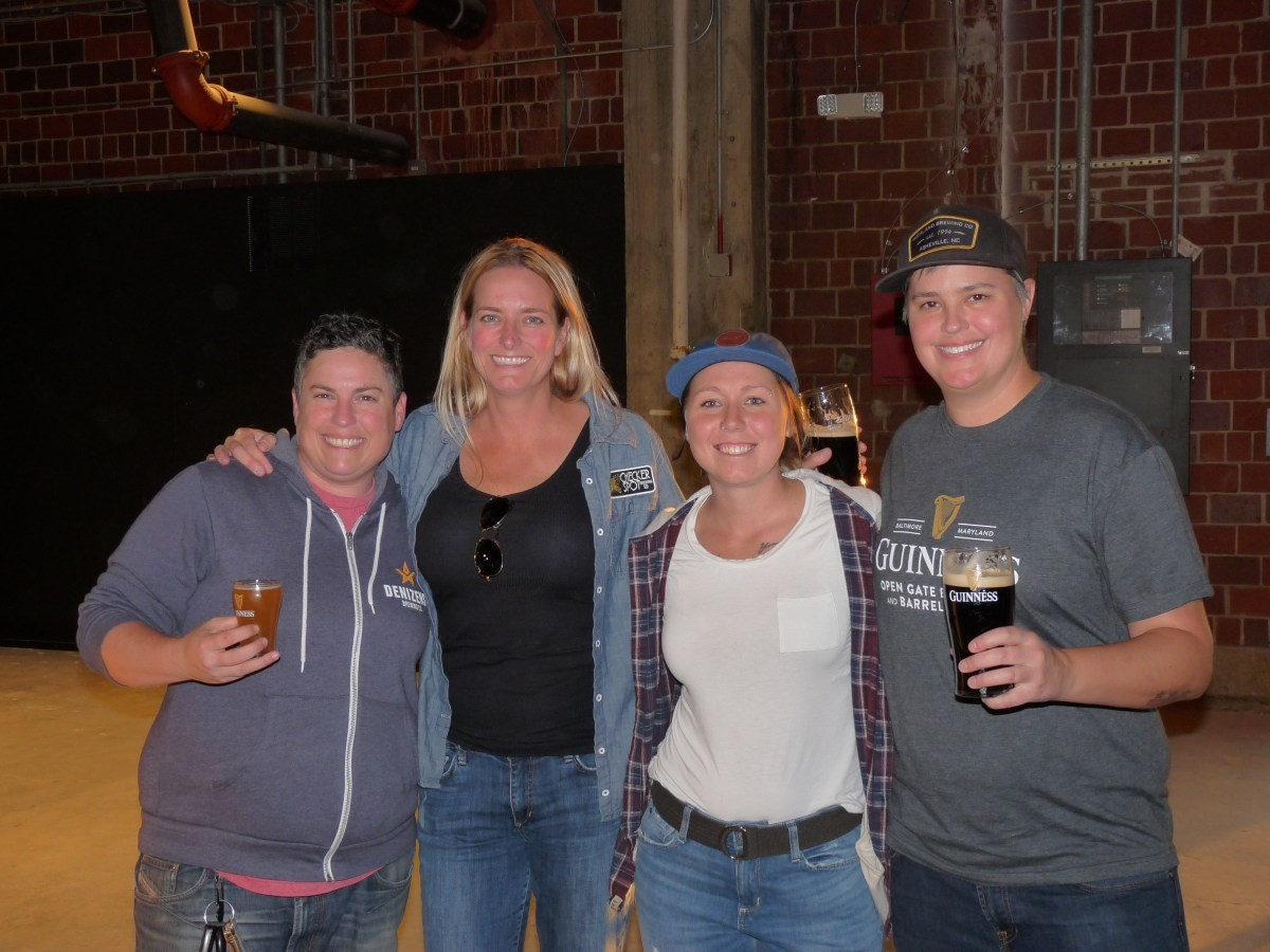 Craft Brewers of Maryland Welcome Guinness