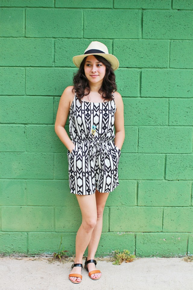 Brewed-Together-Mean-on-Green-Romper-Fashion-5