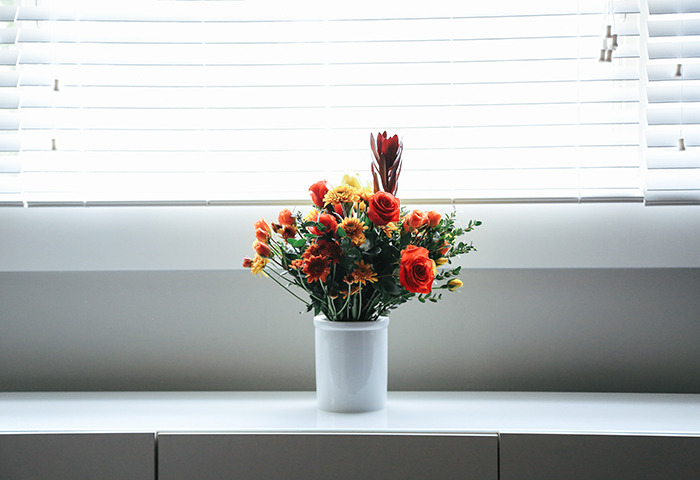 How to Properly Prepare a Fresh Bouquet of Flowers | Brewedtogether.com