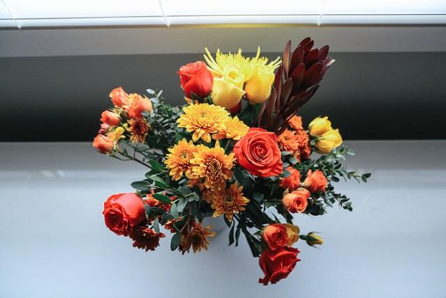 How to Properly Prepare a Fresh Bouquet of Flowers | Brewedtogether.com