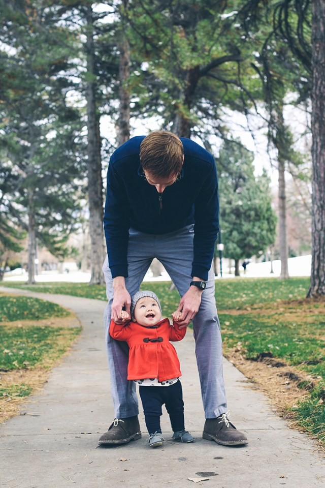 5 Ways to Create an Intentional and Adventurous Daddy Daughter Date | brewedtogether.com
