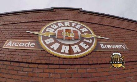 The Quarter Barrel Arcade & Brewery