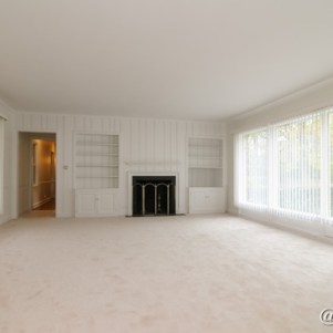 Living Room / Family Room Remodeling – Brewer Contracting ...