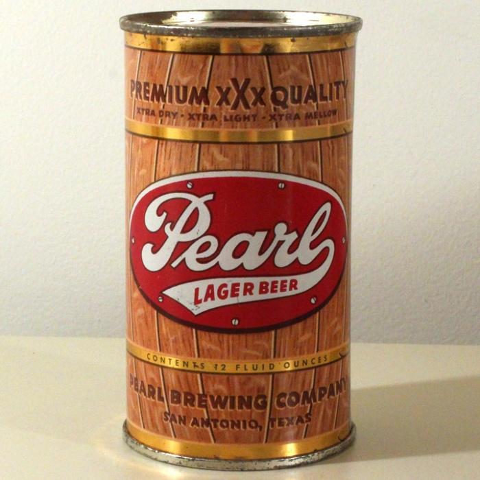 Pearl Lager Beer L112 38 At Breweriana Com