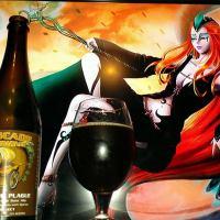 2011 Project Bourbonic Plague by Cascade Brewing