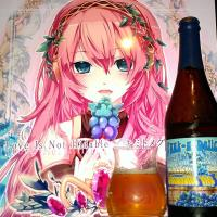 Funk-N-Delicious series Bleuet by Oceanside Ale Works