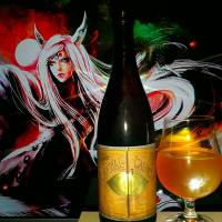 Imperial Cabinet collaboration by The Bruery Terreux and Jester King