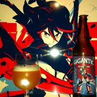 Beer #88 Ginormous by Gigantic brewing