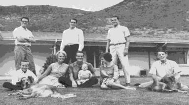 The Coors family