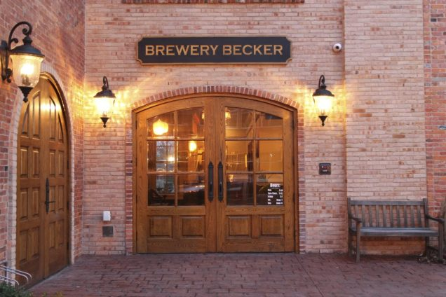 welcome to Brewery Becker