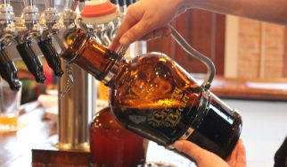 IMG_9066_growler_Brewery Becker | Brighton, MI