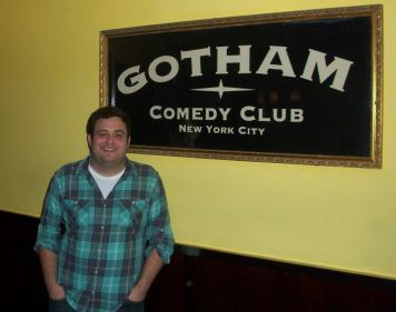 comedy night at Brewery Becker_things to do_andy gotham_in Brighton MI