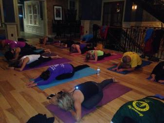 Yoga by Tocca Massage_on tuesdays_Brewery Becker Brighton