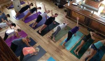 IMG_1131_Brewery Becker Yoga and Beer class_Brighton MI