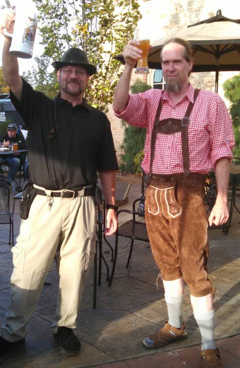 Oktoberfest_owner matt R_manager Jeff L_Brewery Becker_