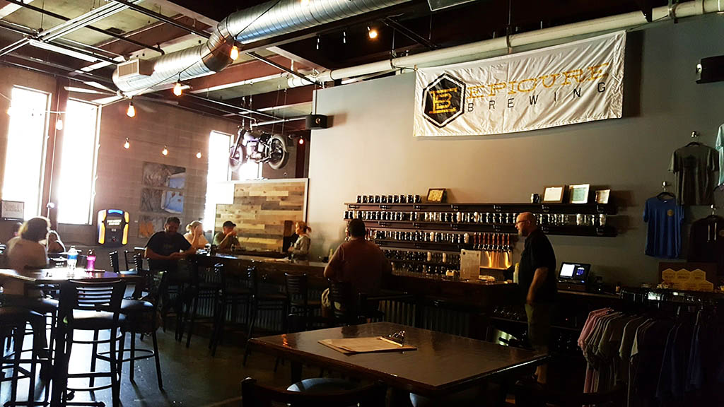 Epicure Brewing Brewery Ratings