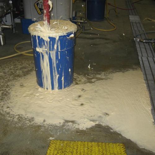 Brewery wastewater fermenter