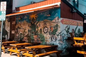 Dinosaur Bar-B-Que in Syracuse, NY