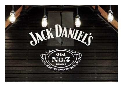 The sign for jack Daniels in Lynchburg, Tn