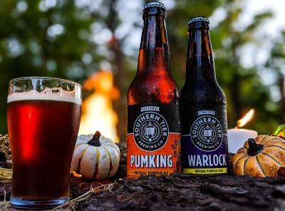The Legend of The Pumking: Southern Tier's Royal Seasonal