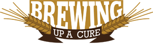 Brewing up a cure logo
