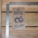 Étiquette à imprimer et decouper