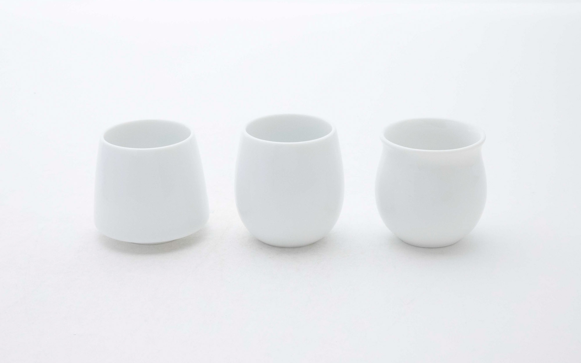 Origami Flavour Cups