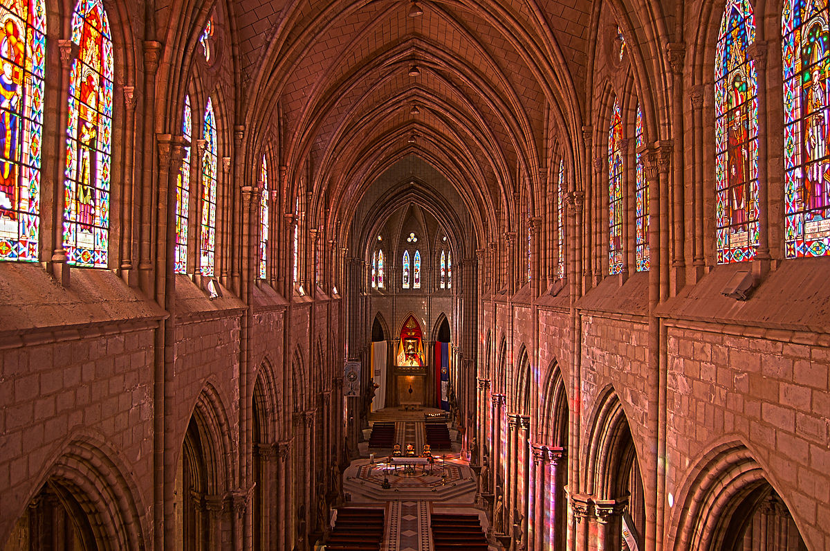 An Old Style In The Modern World Gothic Revival Architecture
