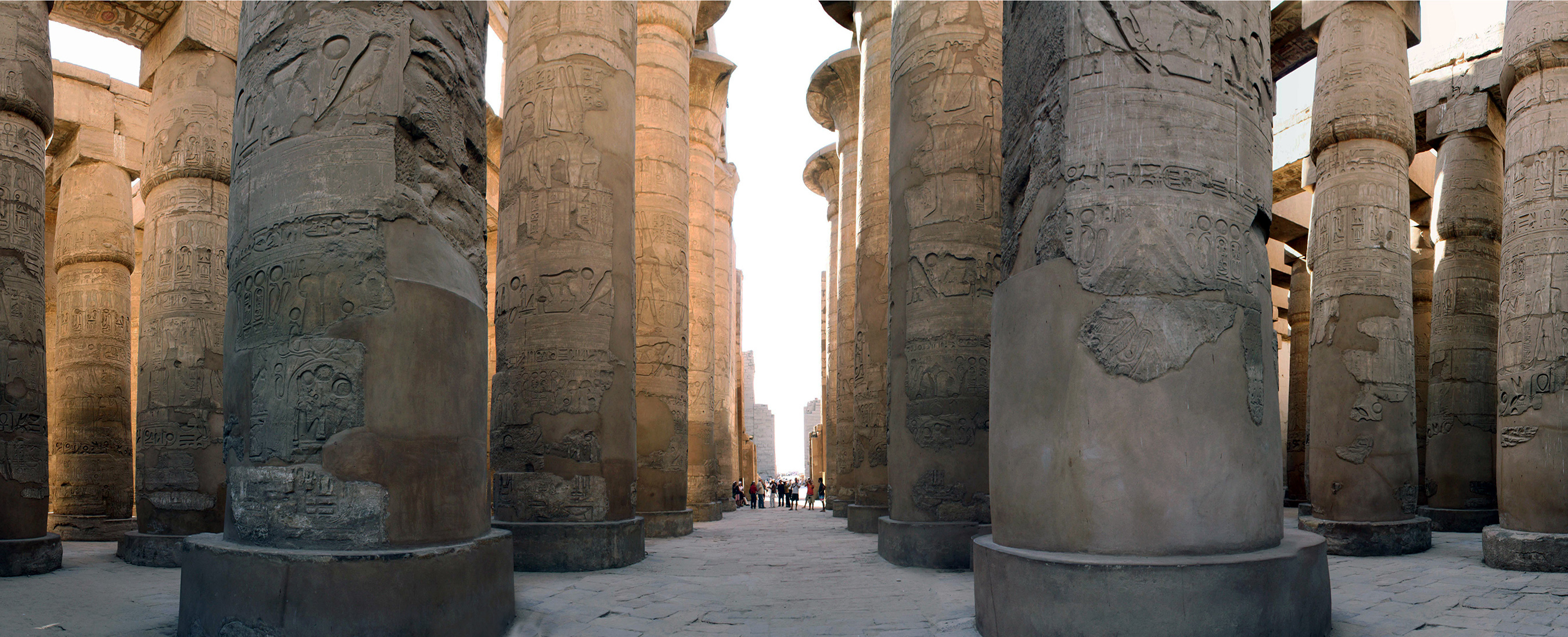 Temple Of Amun Re And The Hypostyle Hall Karnak