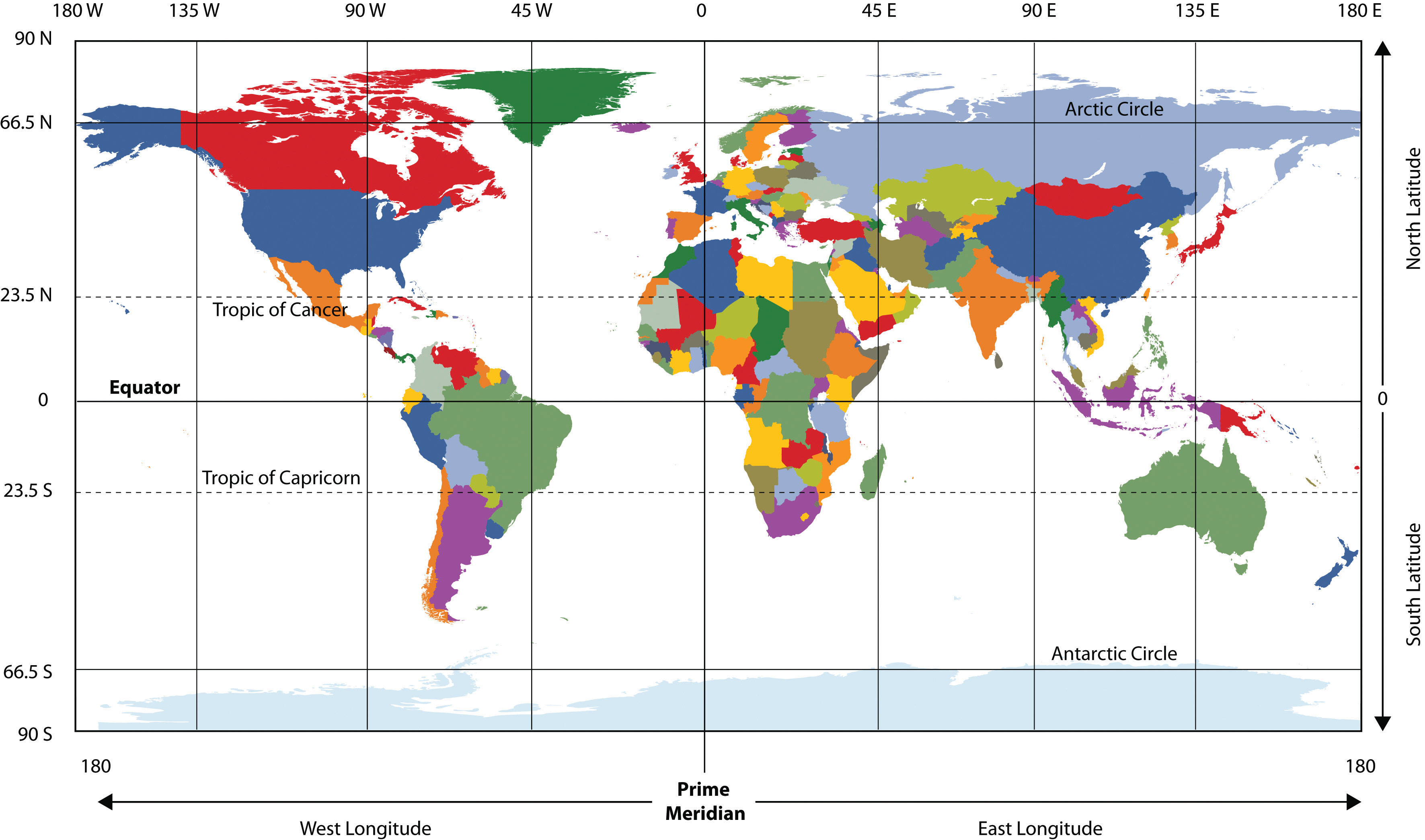 An Introduction To World Geography People Places And Globalization