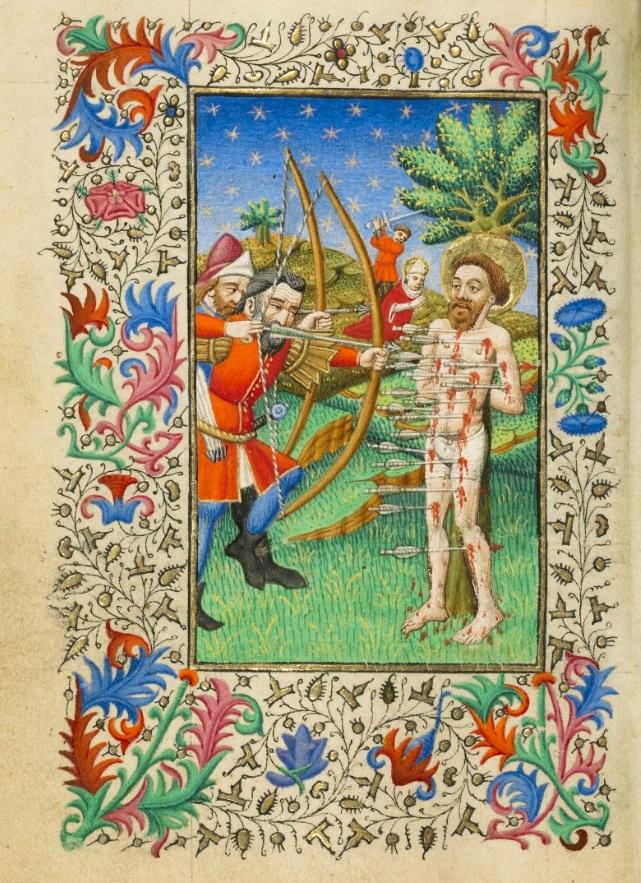 Image result for medieval manuscript assyrians