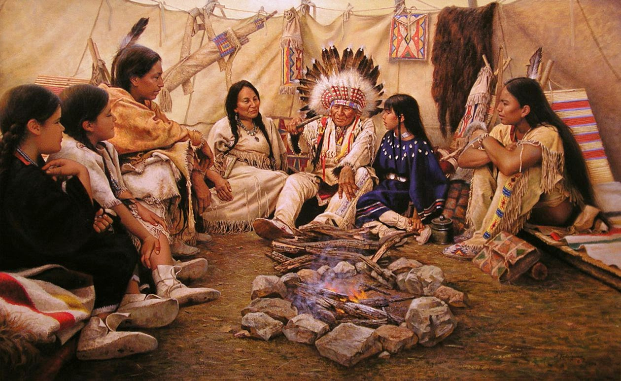 The Gods Of Indian Country Religion And The Struggle For