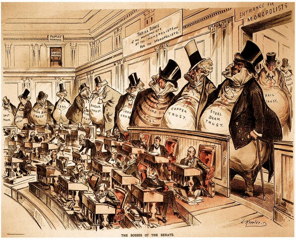 The Second Industrial Revolution The Gilded Age And
