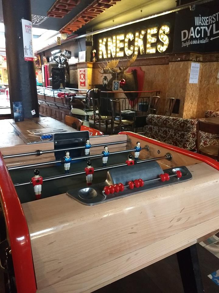 Le bar à bièreTroquet des Kneckes