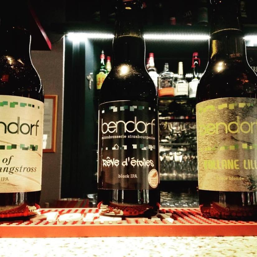 Gamme de bière brasserie Bendorf